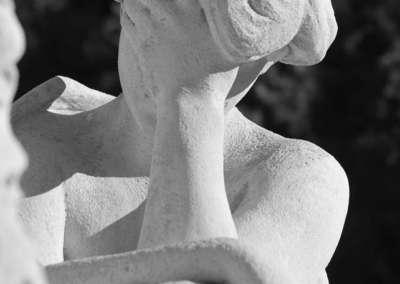 Atelier sculpture Antony Ward