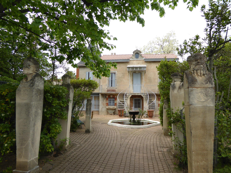 Villa Antonine à Béziers