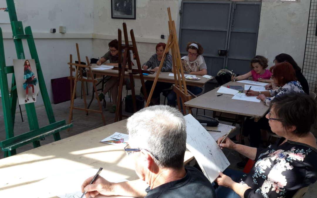 L'Art est Vivant à la Villa Antonine