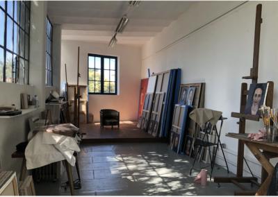 Vous êtes artiste, vous cherchez un atelier …Contactez nous