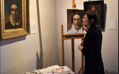 Notre artiste en résidence expose au Musée Fayet de Béziers.