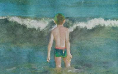 Exposition Bleu le soleil – Jihane Khélif